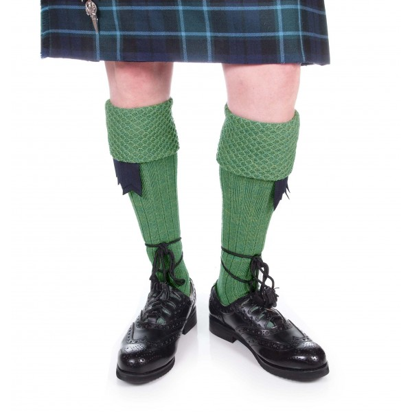 Forest Green Piper Hose
