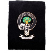 Sew-in Clan Crest Patches