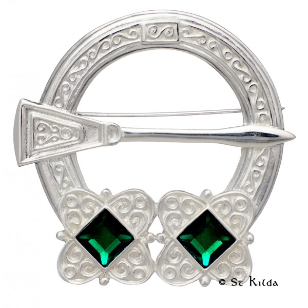 Carrick Pictish Rogart Brooch