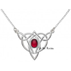 Carrick Celtic Knot Necklace