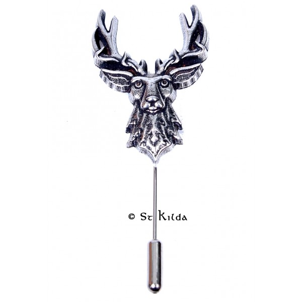 Lapel/Tie Pin - Stag