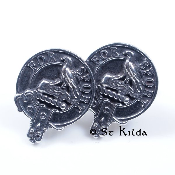 Cufflinks Clan Clelland