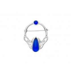 Carrick Teardrop Brooch