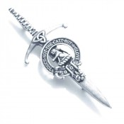 Scottish Clan Kilt Pins