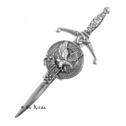Kilt Pin Eagle