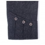 Argyll Tweed Jacket - Charcoal