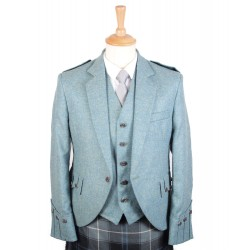 Argyll Tweed Jacket in Lovat Blue