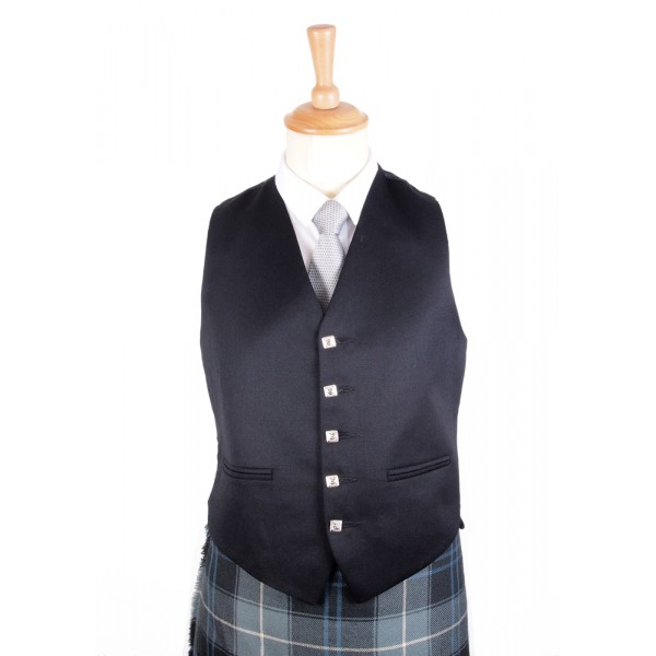 Five Button Waistcoat Made to Measure
