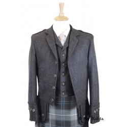 Balmoral Tweed Doublet and Waistcoat Made to Measure