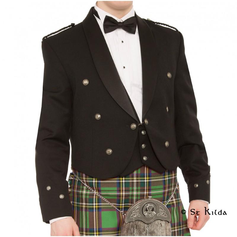 e697bfef19e2 Brian Boru Kilt Jacket and Waistcoat   St Kilda Store