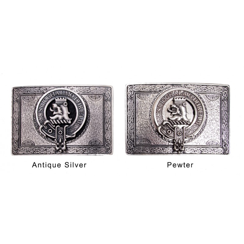 Package Scottish Clan Buckle