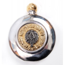 Sporran Flask Masonic
