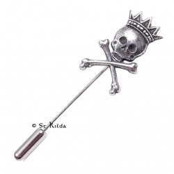 Lapel/Tie Pin - King Death