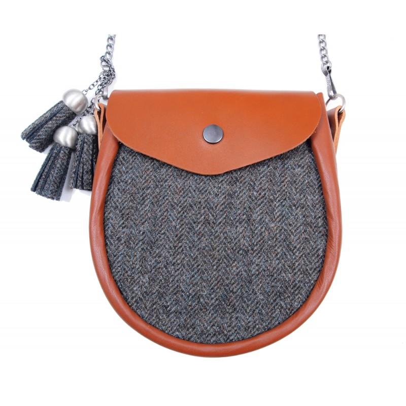 f6e3452748 Ladies  Tweed Sporran Shoulder Bag